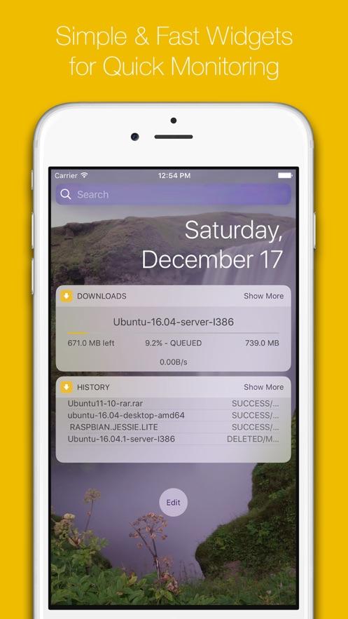 Quick NZB widgets for Sabnzbd】应用信息- iOS App基本信息