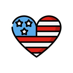 Fourth of July Sticker Pack