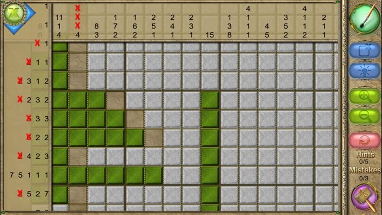 FlipPix Jigsaw - Dragons screenshot-4