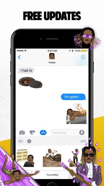 FutureMoji screenshot-3