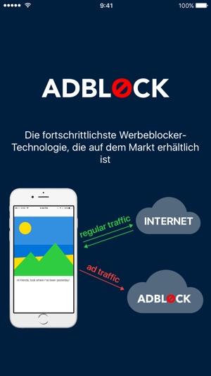Blockiere Apps auf WLAN