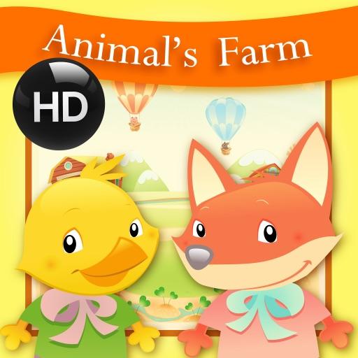 Funny Stories - Animal Farm HD