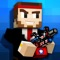 Battle to the death in a pixelated world in Pixel Gun 3D