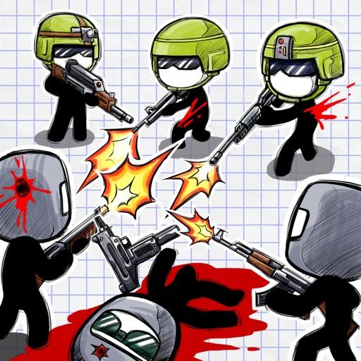 Doodle Wars : War On Terror !