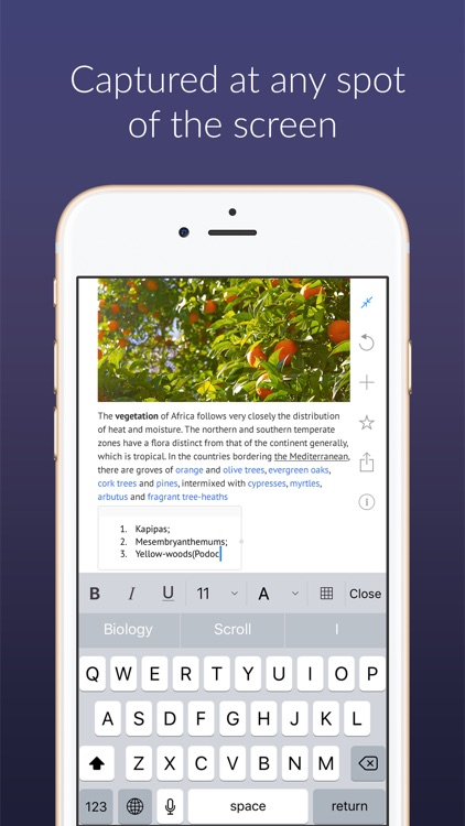 Outline – one note app to write, organize & print