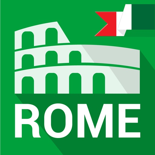 My Rome - Travel Guide with audio guide and map