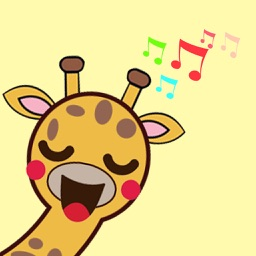 GiraffeMoji - Smiley Emoticons for Chatting