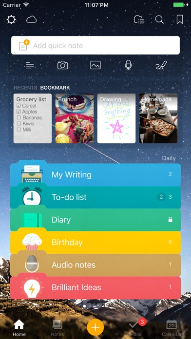 Awesome Note (+To-do/Calendar) Screenshot 1
