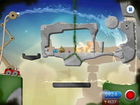 Скачать игру Sprinkle: Water splashing fire fighting fun!