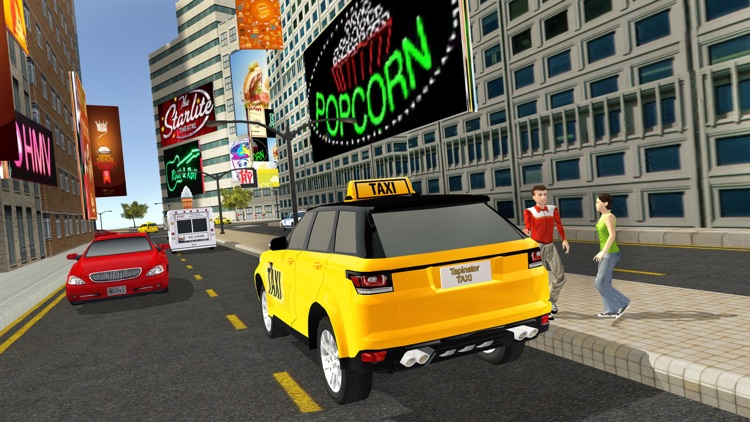 NYC Fastlane Taxi Driver screenshot-2