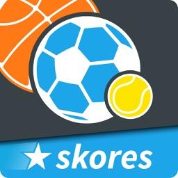 Live Scores Football,Tennis,Soccer,Basketball