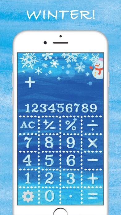 かわいい電卓・計算機アプリ「CuteCalc+(キュートカルクプラス)」のおすすめ画像4