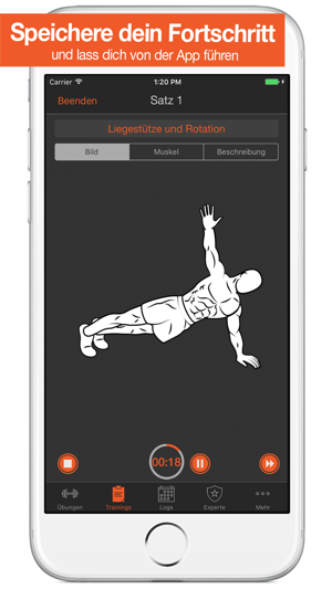 ‎Fitness Point. Screenshot