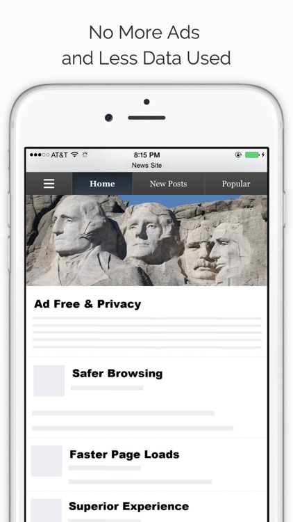 BlockIt - Ad Free, Privacy, Ad Blocker for Safari screenshot-2