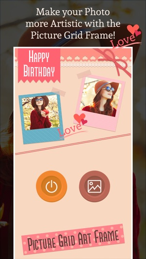 Picture Grid Art Frame on the App Store