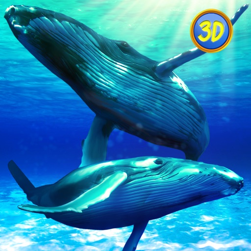 Blue Whale Family Simulator Full