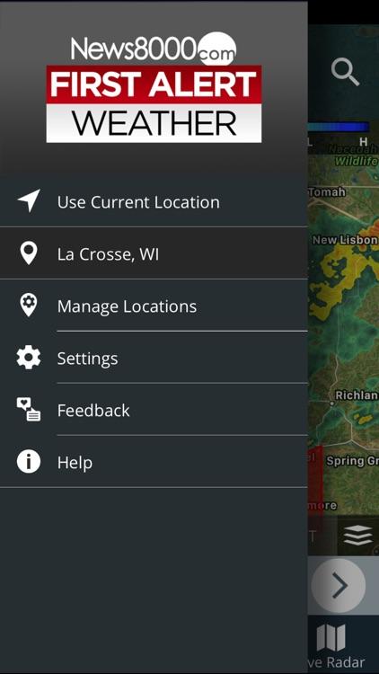 News 8000   StormTeam 8 First Alert Weather screenshot-4