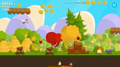 Chicken Fly: Platform Jumper screenshot four