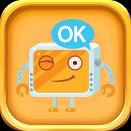 Robot Stickers - Cute Robot Emojis