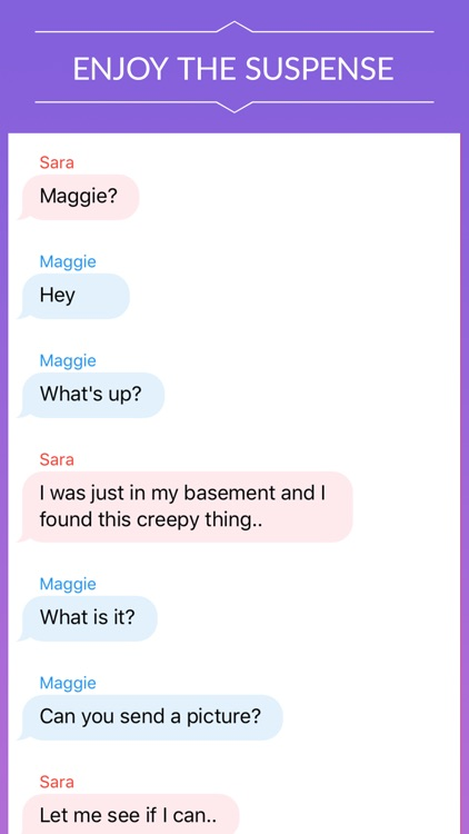 Evertell - Chat Stories screenshot-3