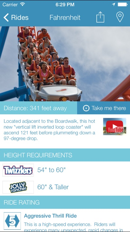 Hersheypark screenshot-3