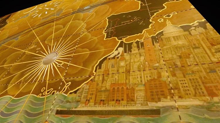 RMS Queen Mary Clock screenshot-4