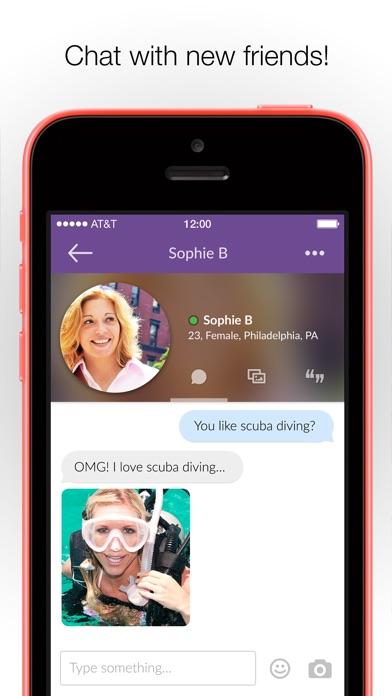 meetme go live chat meet app store revenue. Black Bedroom Furniture Sets. Home Design Ideas