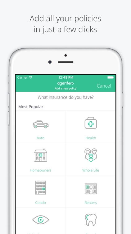 Agentero Insurance Manager: Save time and money