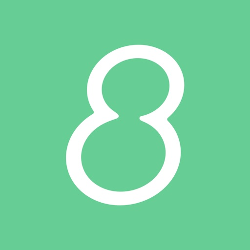 8fit - Workouts, meal plans and personal trainer app logo