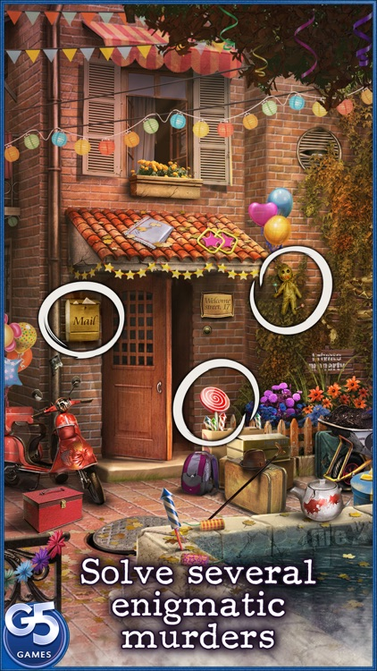 Letters From Nowhere®: A Hidden Object Mystery screenshot-3