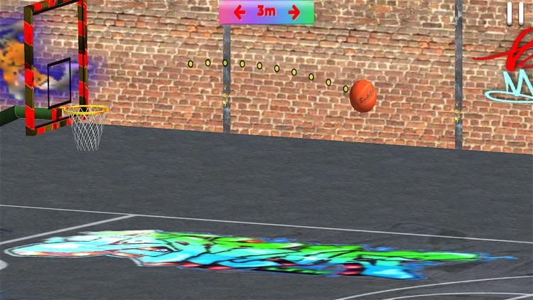 Fanatical Shoot Basket - Sports Mobile Games screenshot-3