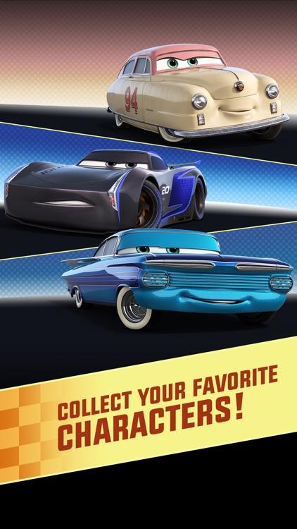 Cars: Lightning League screenshot-4