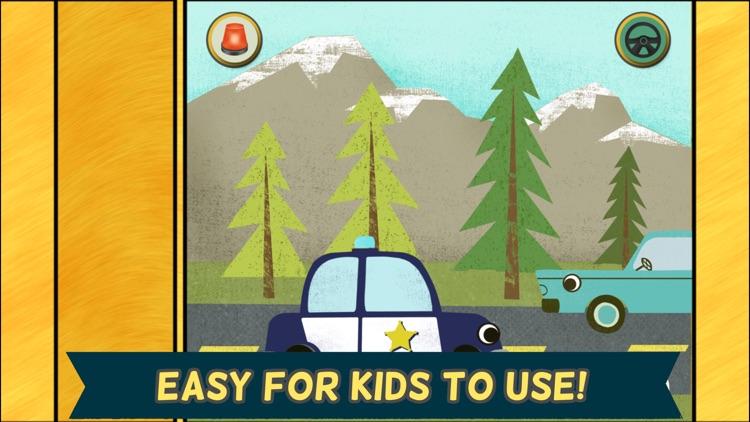 Car Games for Kids: Fun Cartoon Jigsaw Puzzles HD