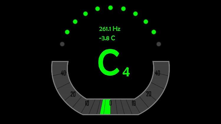 atHandTuner Chromatic Tuner screenshot-4