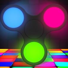 Activities of Fidget Spinner Wheel Simulator - Neon Glow Toy