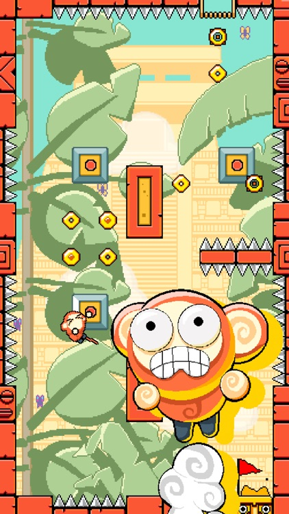 Swing King and the Temple of Bling screenshot-3