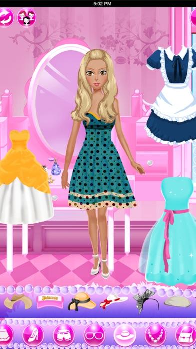Screenshots for Dress Up Games: Beauty Salon
