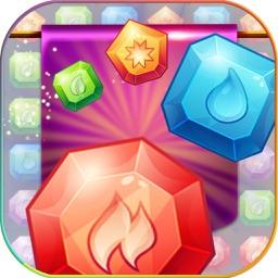 Magic Crystals match 3