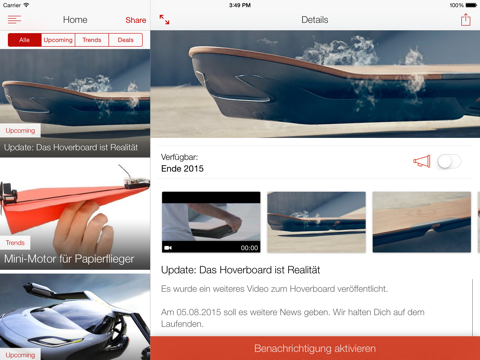 Upcoming Gadgets, Deals & Trends screenshot 5