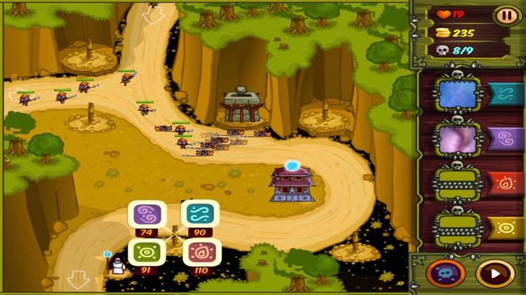 元素保卫战 screenshot-4