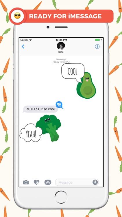 Healthy Food Emojis