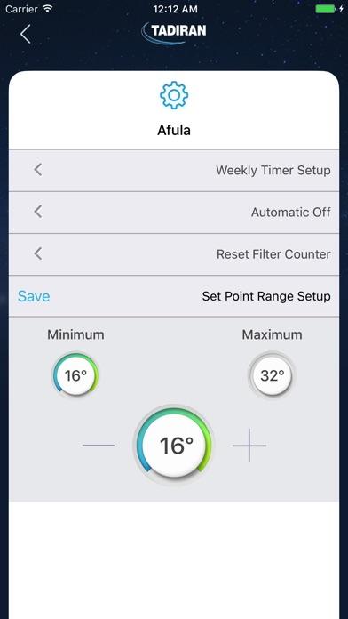 TADIRAN CONNECT Screenshot 3
