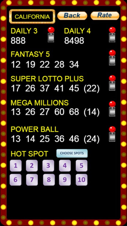 Us Lotto Numbers