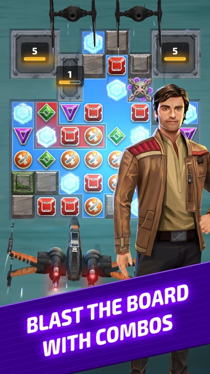 Star Wars: Puzzle Droids™ screenshot-3
