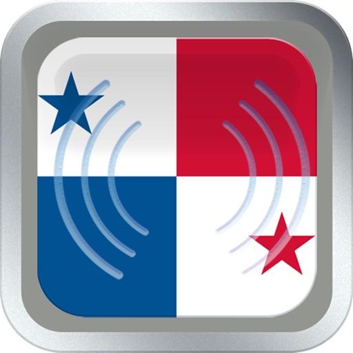 A + Radio Panama: Live Stations. Icon
