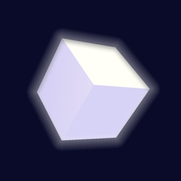 Tumbling Cube - A minimalist puzzler with a twist