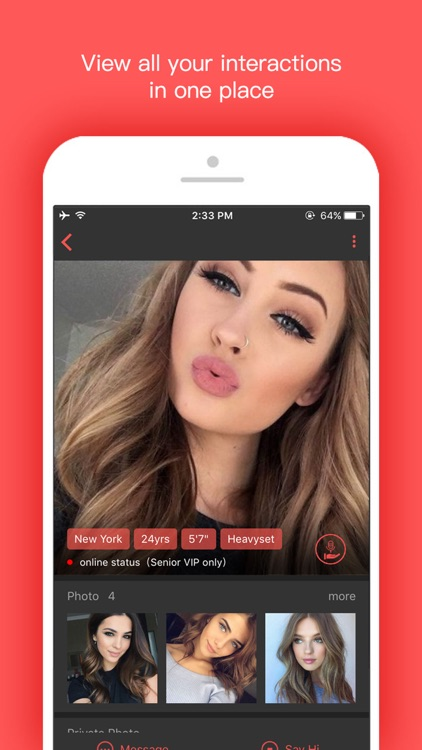 Sexy British Dating-Flirt,Chat,Meet Single Women screenshot-3