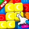Toy cubes collapse: Tap crunch Igre brezplačna za iPhone / iPad