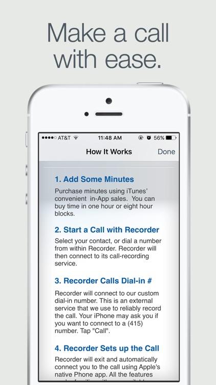 Recorder screenshot-4