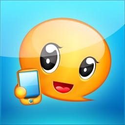 爱聊-最时尚的网络电话免费电话视频聊天软件